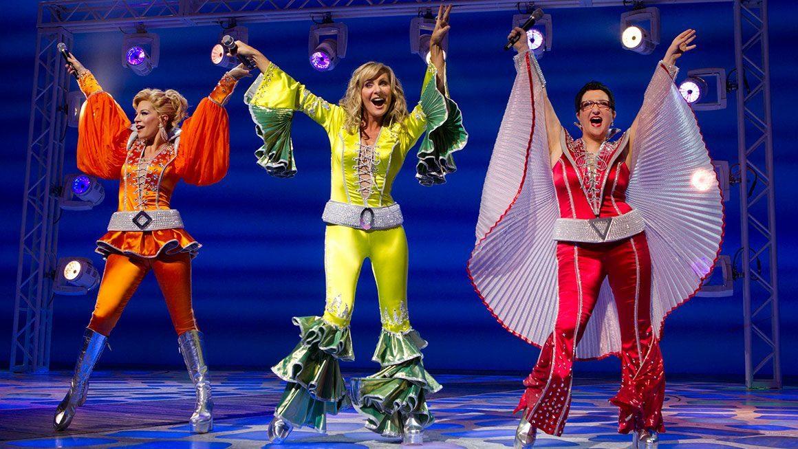 Mamma Mia Broadway