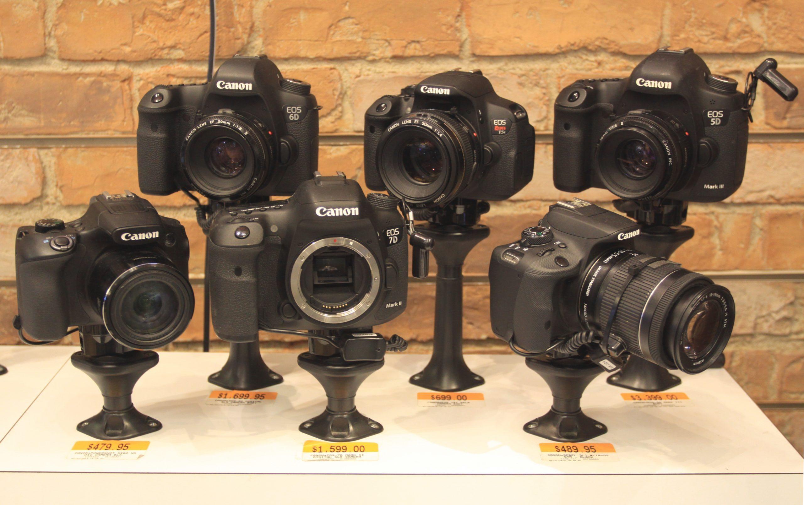 Appareils photos Adorama