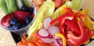 Salade à New York