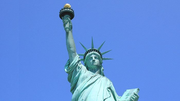 La statue de la Liberté à New York