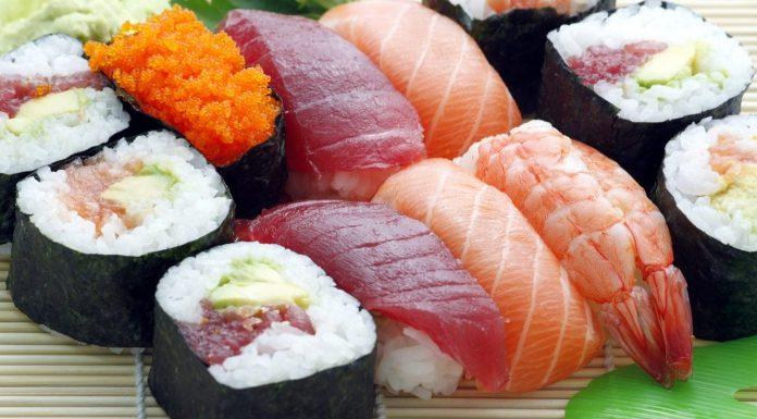 sushi New York