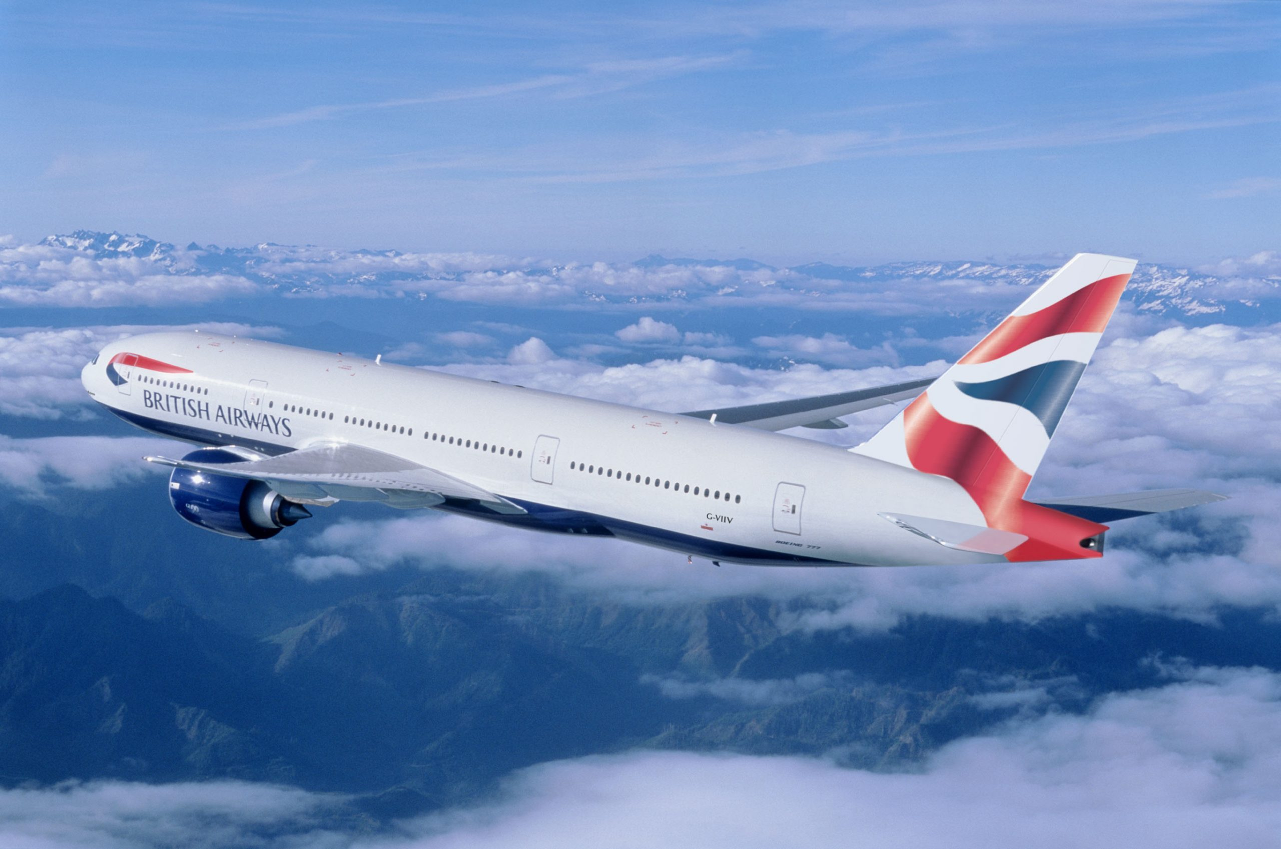 Boeing 777 de British Airways