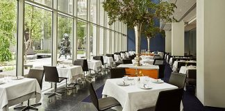 Restaurant The Modern à New York