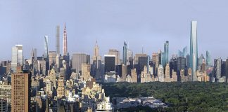 Future skyline de New York