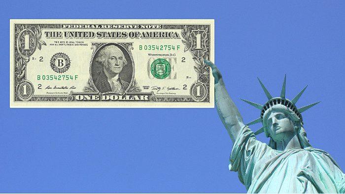 Statue de la Liberté dollar