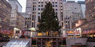 Sapin de Noël Rockefeller Center New York