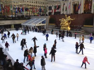 patinoire Rockefeller Center