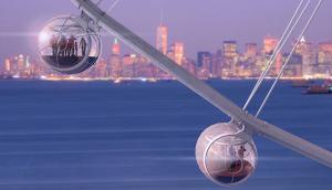 grande roue de New York