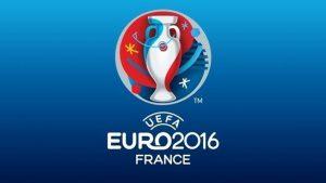 Logo de l'Euro 2016 de Football