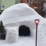 igloo new york neige