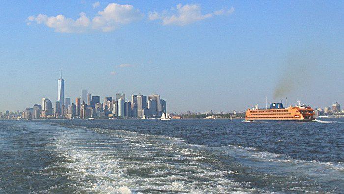 ferry staten island
