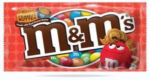 L'irrésistible M&M's au beurre de cacahouète