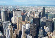 chrysler building midtown manhattan new york