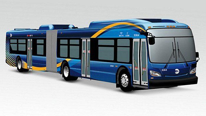 nouveau bus new york