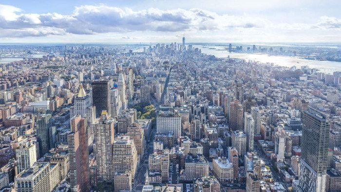 Test sud Manhattan