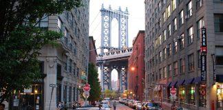 Manhattan Bridge Dumbo Brooklyn