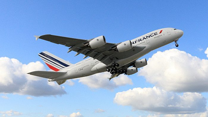 air france new york