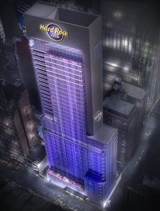 Hard Rock Hotel New York