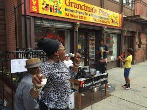 DJs dans Harlem New York