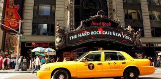 hard rock restaurant new york