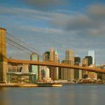 New York et le pont de Brooklyn