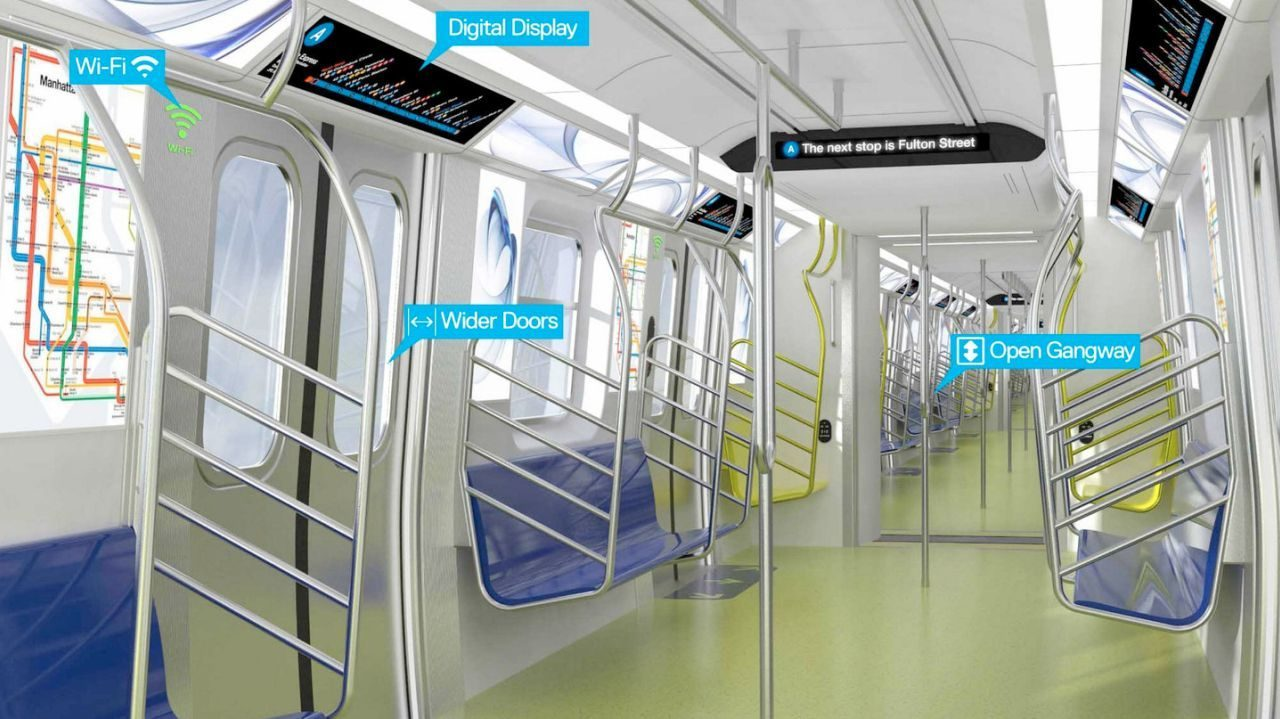 nouveau métro New York