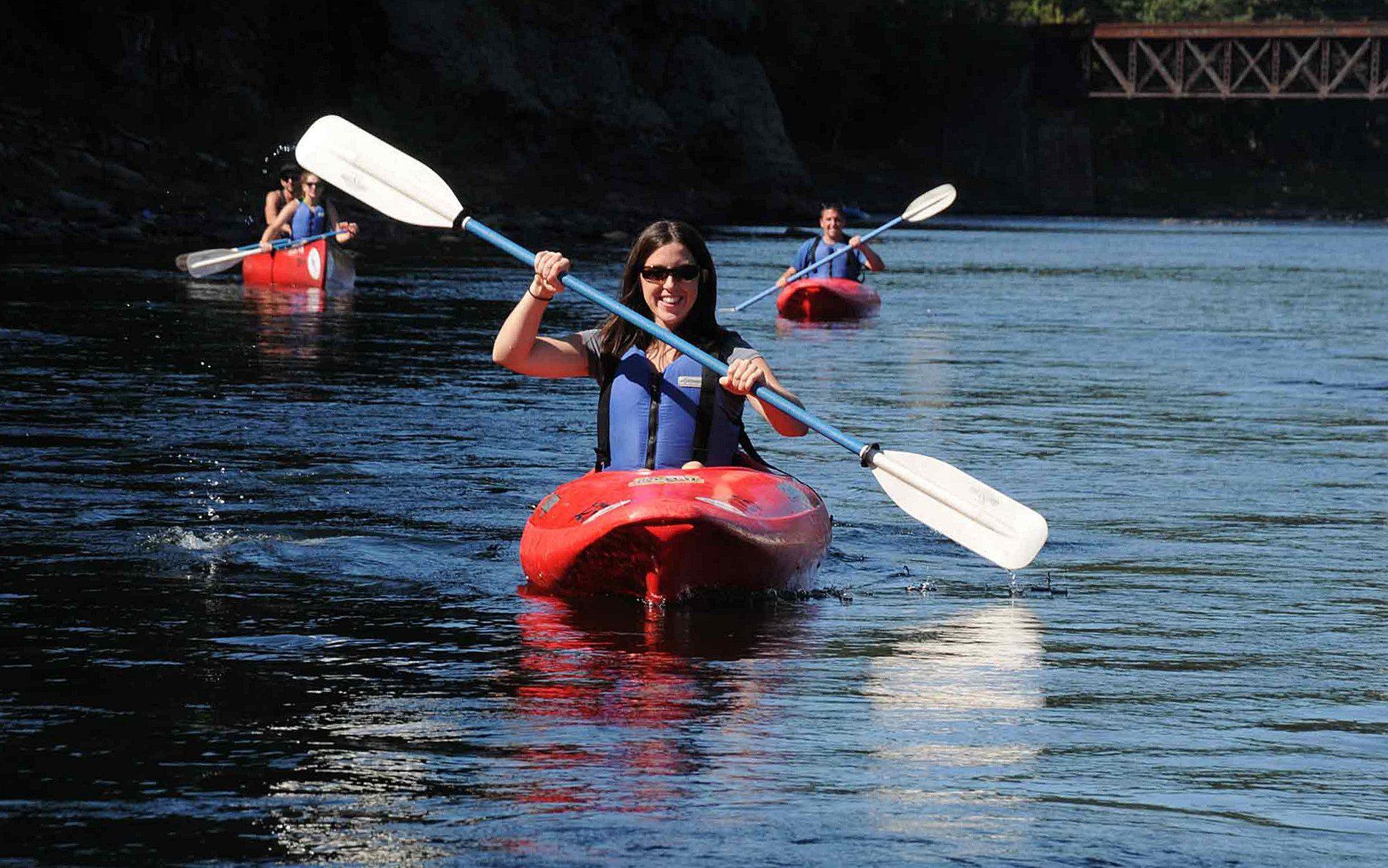 new york kayak delaware river