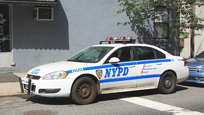 voiture police new york