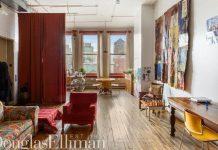 L'appartement de l'artiste new-yorkais Abraham Lubelski
