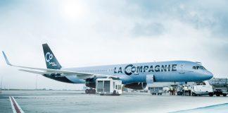 avion la compagnie new york