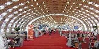 Terminal 2E de l'aéroport de Roissy
