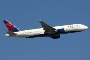 Boeing 777 de Delta Airlines