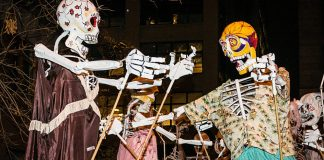 Halloween dans Greenwich Village