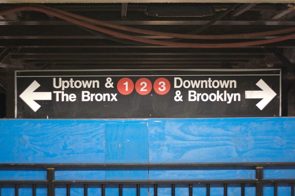 pièges métro New York