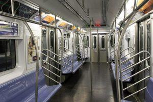 Préparez-vous à grelotter dans le métro de New York
