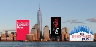 Choisissez votre pass pour votre voyage à New York