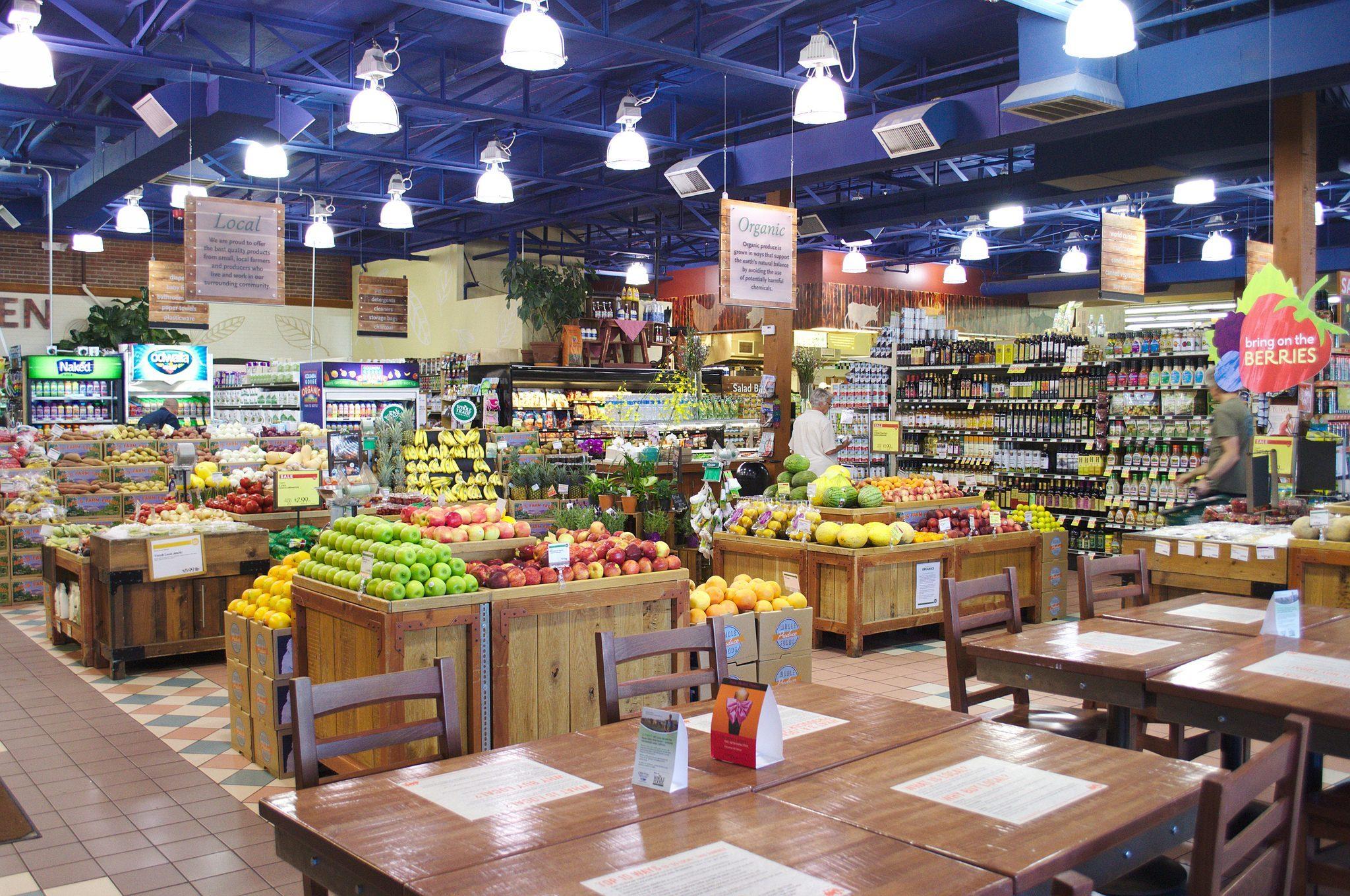 supermarché Whole Foods Market