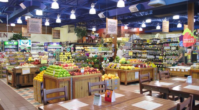 supermarché Whole Foods Market