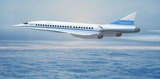 Boom, le futur successeur du Concorde