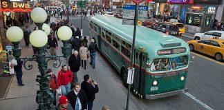 bus MTA