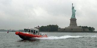 garde-côtes de New York