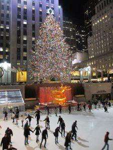 Le Rockefeller Center.
