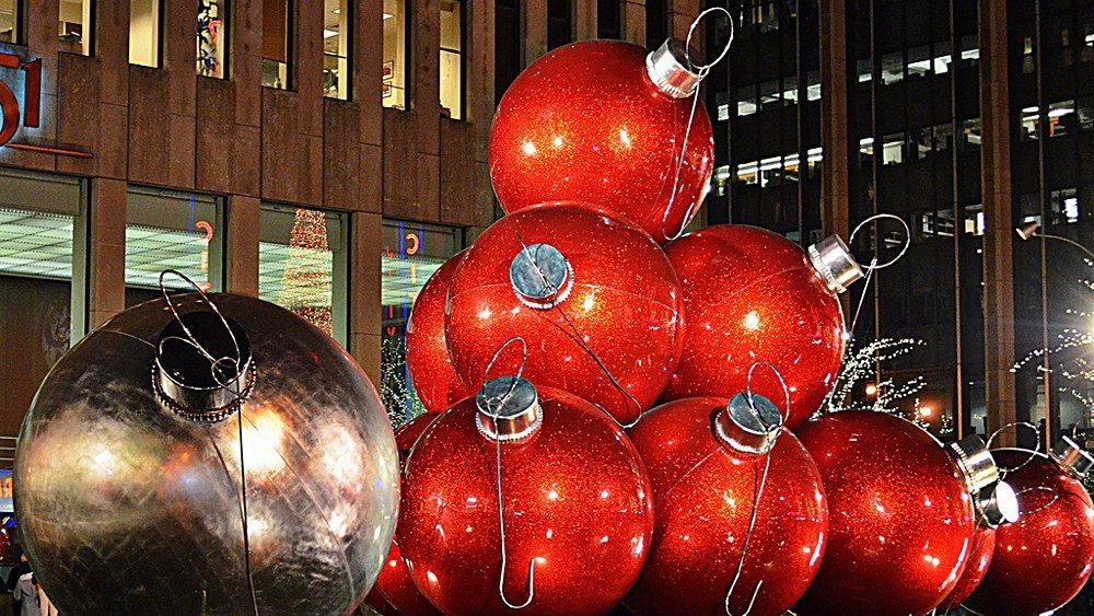 Noël New York