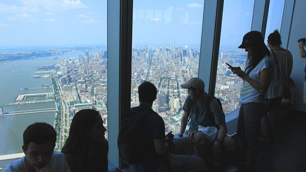 coupe-file One World Observatory
