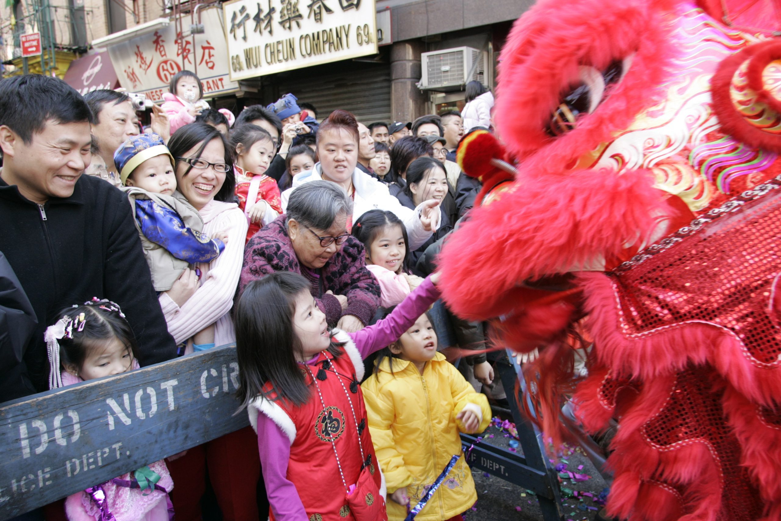 nouvel an chinois New York