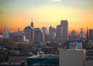 skyline de Buffalo