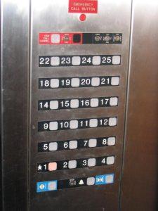 ascenseur new york