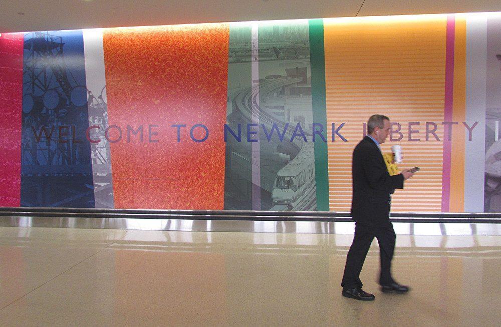 aéroport de Newark