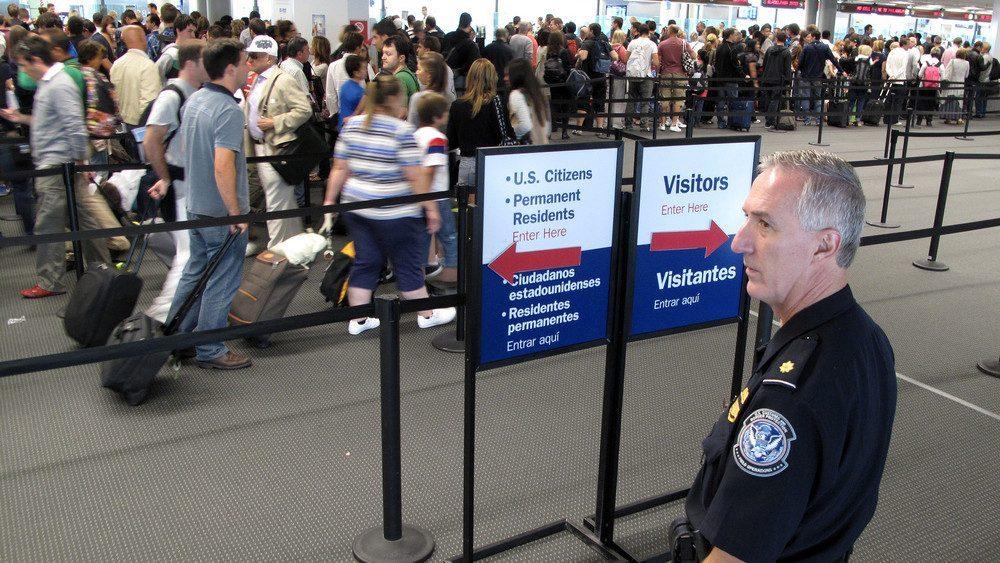immigration américaine
