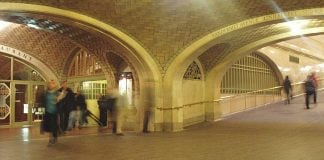 new york whispering gallery